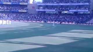 Sachin Tendulkar's 200th Test- Grand Entry at Wankhede Stadium 14/11/2013
