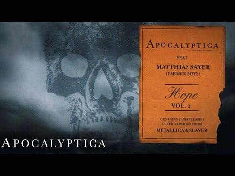 Apocalyptica - My Friend Of Misery
