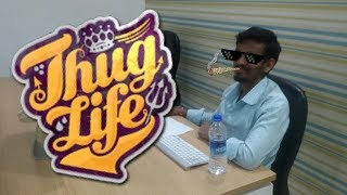 BC Vines !! Ultimate Thug life compilation !! Office boy !!