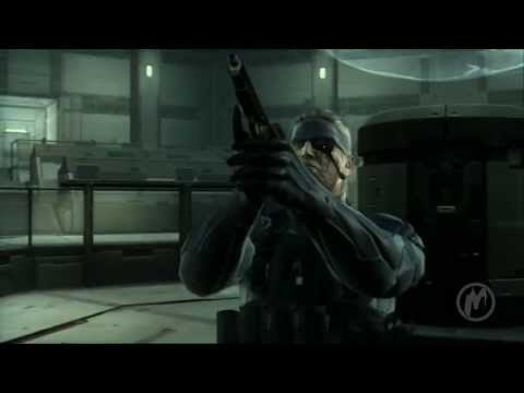 Metal Gear Solid 4 Guns Of The Patriots History (Rus)
