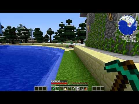 Minecraft: Mod Pack #5 - Torre de Gelo!