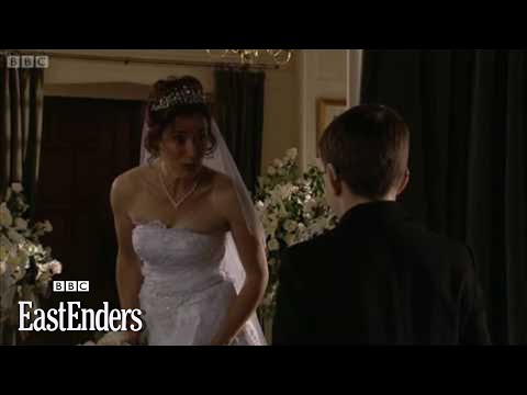 EastEnders - Ben Mitchell at Stella and Phil's wedding