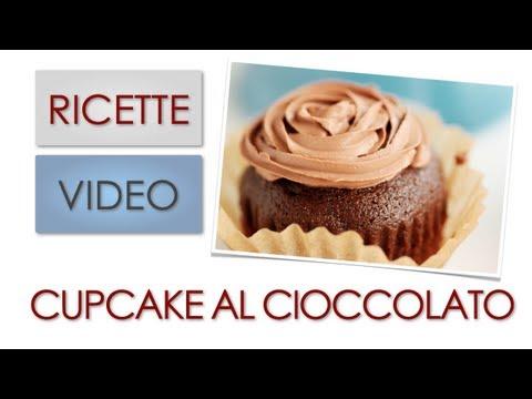 Cupcakes al Cioccolato: Ricetta
