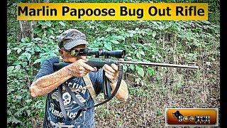 Marlin Papoose Bug Out Rifle Upgrades