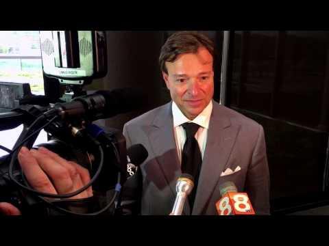 Greg Isaacs Talks About Clark Mistrial
