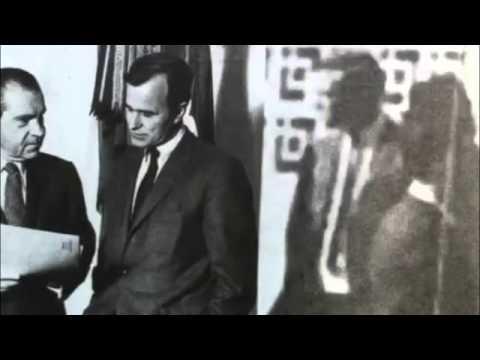 Bush Admits Guilt in the JFK Assassination