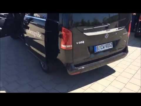 Kurztest - Mercedes V-Klasse V250 Bluetec 7G-Tronic - Drive