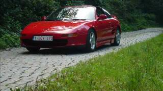 Toyota MR2 -  some pictures