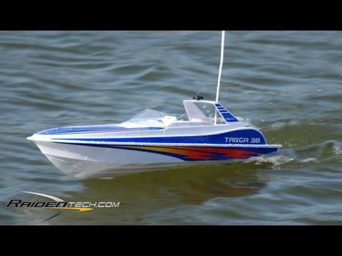 Park fun Targa 38 Electric Remote Control RC Boat