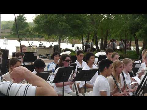 Libertyville High School Wind Ensemble - West Side Story Medley