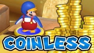 New Super Mario Bros Wii COINLESS Challenge (World 2)