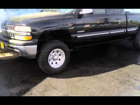 2002 Chevy Silverado Extended Cab for sale in Hemet,CA - Used Chevy Trucks Hemet,CA