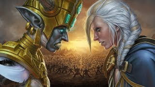 World Of Warcraft Battle For Azeroth road to 120 wind walker 118