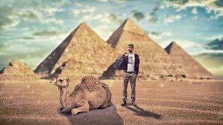 Travel Egypt-Manipulation Photoshop Tutorial