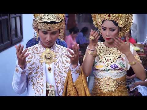 THE WEDDING BAYU & NOVA, PERNIKAHAN ADAT BALI, PAWIWAHAN
