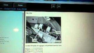 BMW 5 Series E39 Remote Not Working and Reset Procedure For Locking