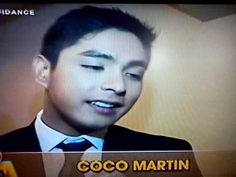 Coco Martin On Snn -june 27, 2011 video