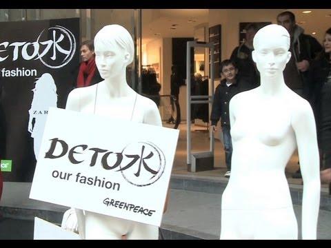 ZARA Mannequins Revolt!