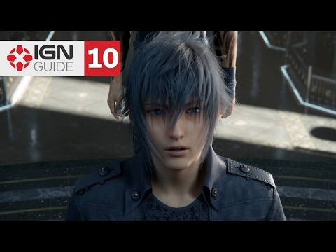 Final Fantasy 15 Walkthrough: Chapter 2 - Declaration of War