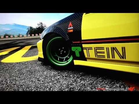Forza 4 JDM hellaflush Stance garage