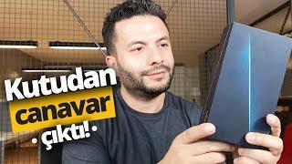 Türkiye'de ilk! BİZİ ŞAŞIRTAN ÇİNLİ: vivo iQOO kutu açılışı!