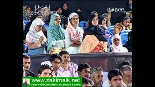 Zakir Naik Q&A-6  |  What is Secret of Dr. Zakir Naik Memory