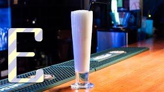 Рамос джин физ — рецепт коктейля Едим ТВ