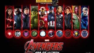 Vingadores Era de Ultron (Avengers: Age of Ultron, 2015) - Análise completa HD