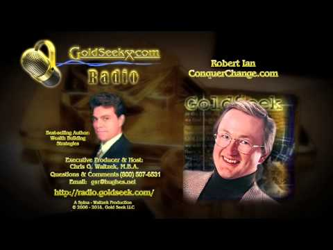 "Robert Ian's ""Conquer Change"" on GSR - Aug 22, 2014"