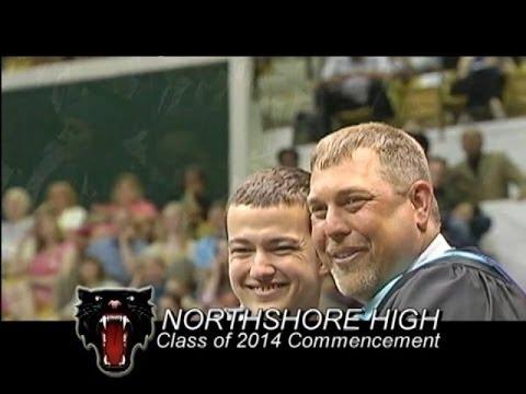 Northshore High School Graduation 2014