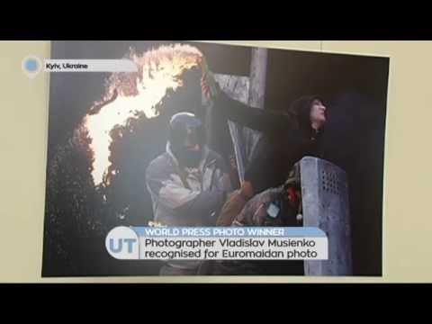 World Press Photo Winner: Photographer Vladislav Musienko recognised for Euromaidan photo