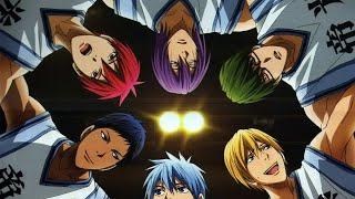[AMV] Kuroko's Basketball - Six Shooter