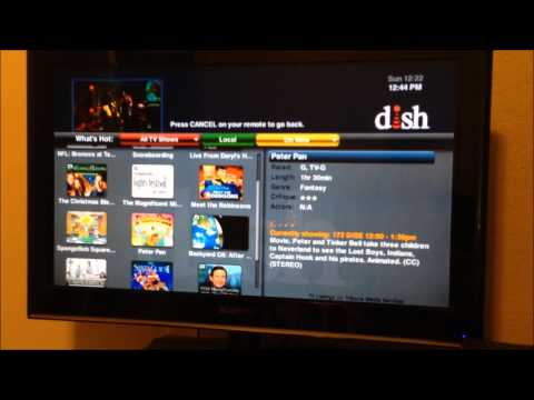 DISH Network. The Hopper. Joey and DISH Anywhere overview