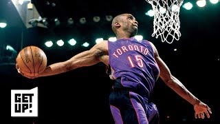 Is Vince Carter's 2000 slam dunk performance better than MJ vs. Wilkins in '88? | Get Up!