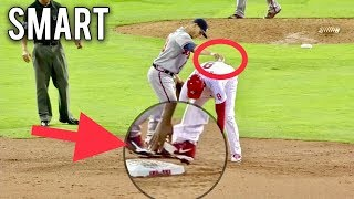 MLB | Smart plays