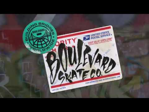 Boulevard Skate Co - Locals Only