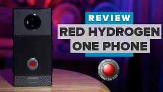 Red Hydrogen One phone review: It's all about that 3D screen