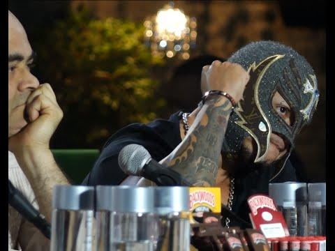 Rey Mysterio Speaks On Perro Aguayo Jr., Leaving Wwe, Denies Retirement - Shoot Interview video