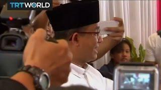 Former education minister wins Jakarta governor election