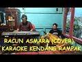 RACUN ASMARA COVER KARAOKE KENDANG RAMPAK