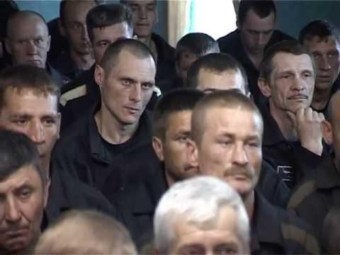 Евгений Ерёмин.Пасхальный рок-концерт на зоне