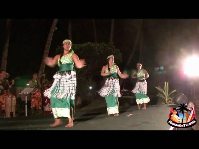 Polynesian Village Luau - Maui Hawaii