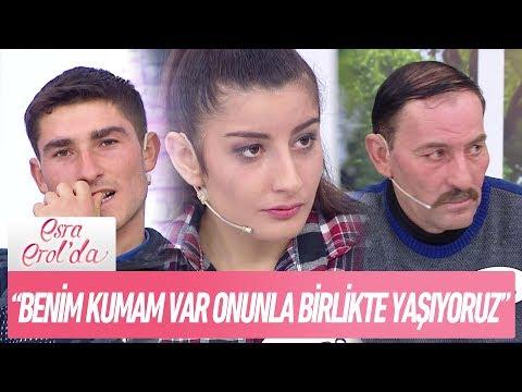 """Kader'in annesi: """"Kumam ile beraber yaşıyoruz""""- Esra Erol'da 28 Aralık 2017"""