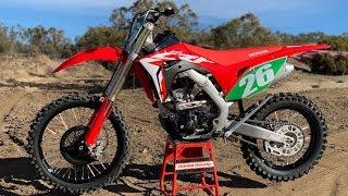 2019 Honda CRF250RX - Dirt Bike Magazine