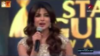 Salman Khan and Priyanka سلمان يحرج بريانكا (مترجم)