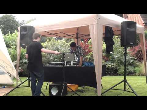 Small Setup Time Lapse: Garden Party