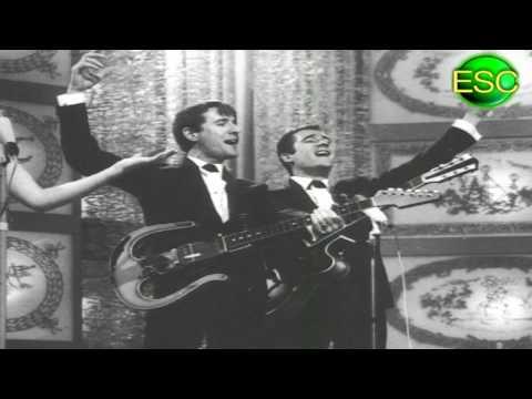 ESC 1964 16 - Spain - Los TNT - Caracola