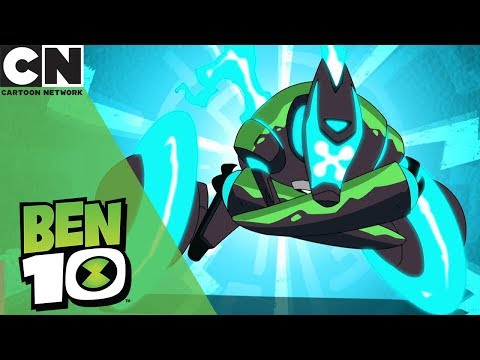 Ben 10 | All Omni-Enhanced Aliens | Cartoon Network