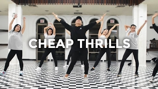 Sia Feat Sean Paul Cheap Thrills Dance Video besperon Choreography