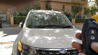 Auto Folding side mirror kit Mahindra XUV 500 W7